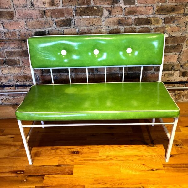 Retro Dining Table Bench
